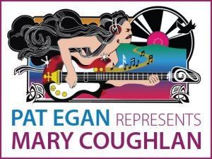 Pat Egan represents Mary Coughlan